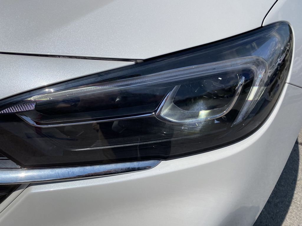 White[Summit White] 2021 Buick Encore GX Left Front Head Light / Bumper and Grill in Canmore AB