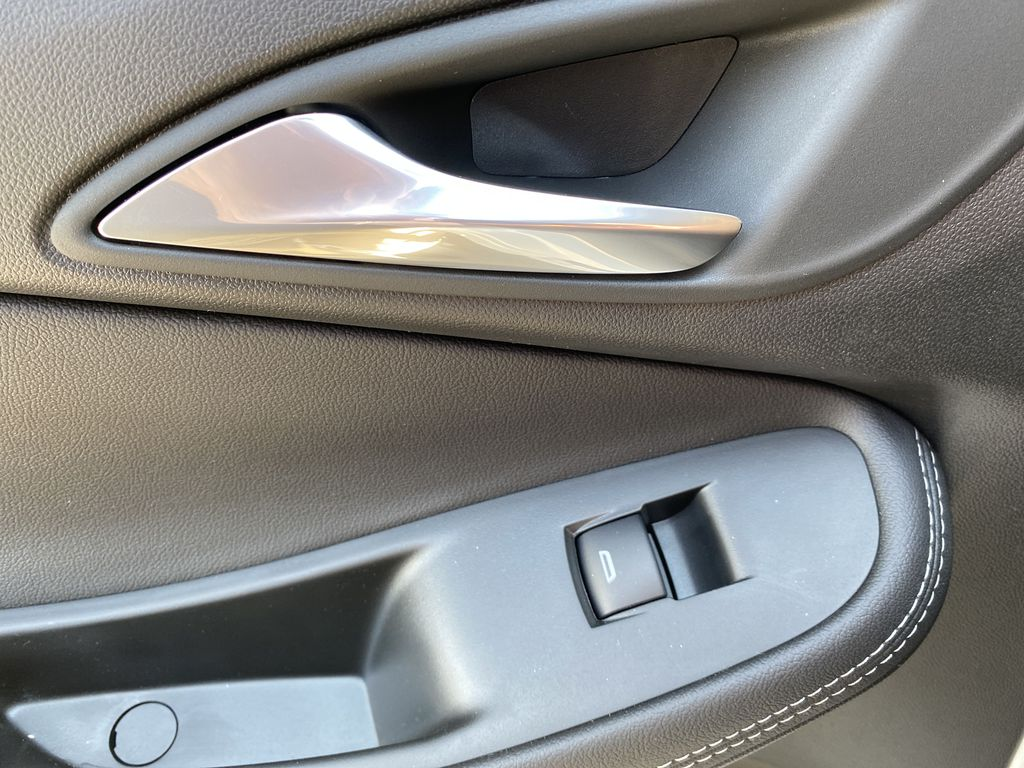 White[Summit White] 2021 Buick Encore GX LR Door Panel Ctls Photo in Canmore AB