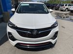 White[Summit White] 2021 Buick Encore GX Front Vehicle Photo in Canmore AB