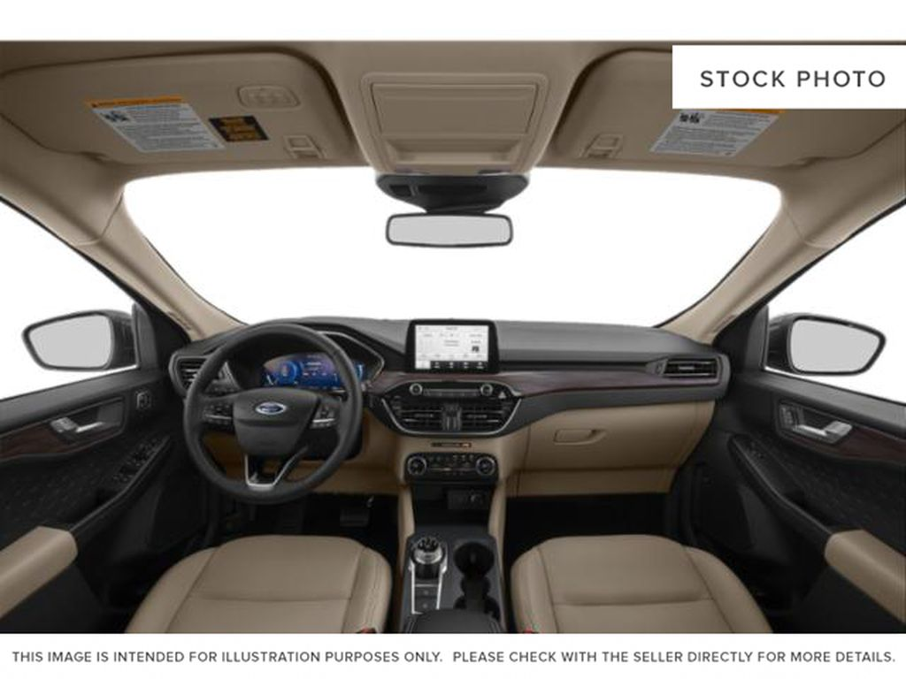 Blue[Antimatter Blue Metallic] 2021 Ford Escape Central Dash Options Photo in Dartmouth NS