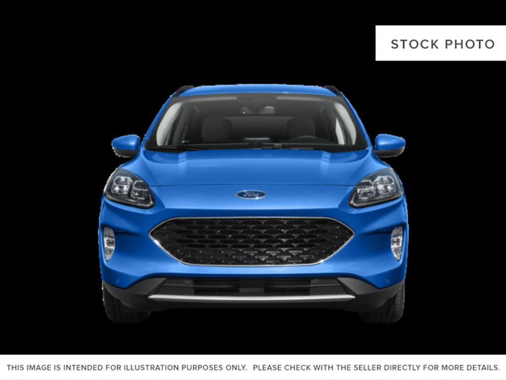 Gray[Carbonized Grey Metallic] 2021 Ford Escape Front Vehicle Photo in Dartmouth NS