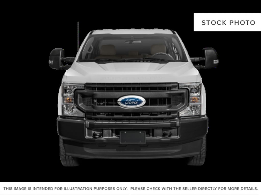 Red[Race Red] 2020 Ford Super Duty F-350 SRW Front Vehicle Photo in Fort Macleod AB