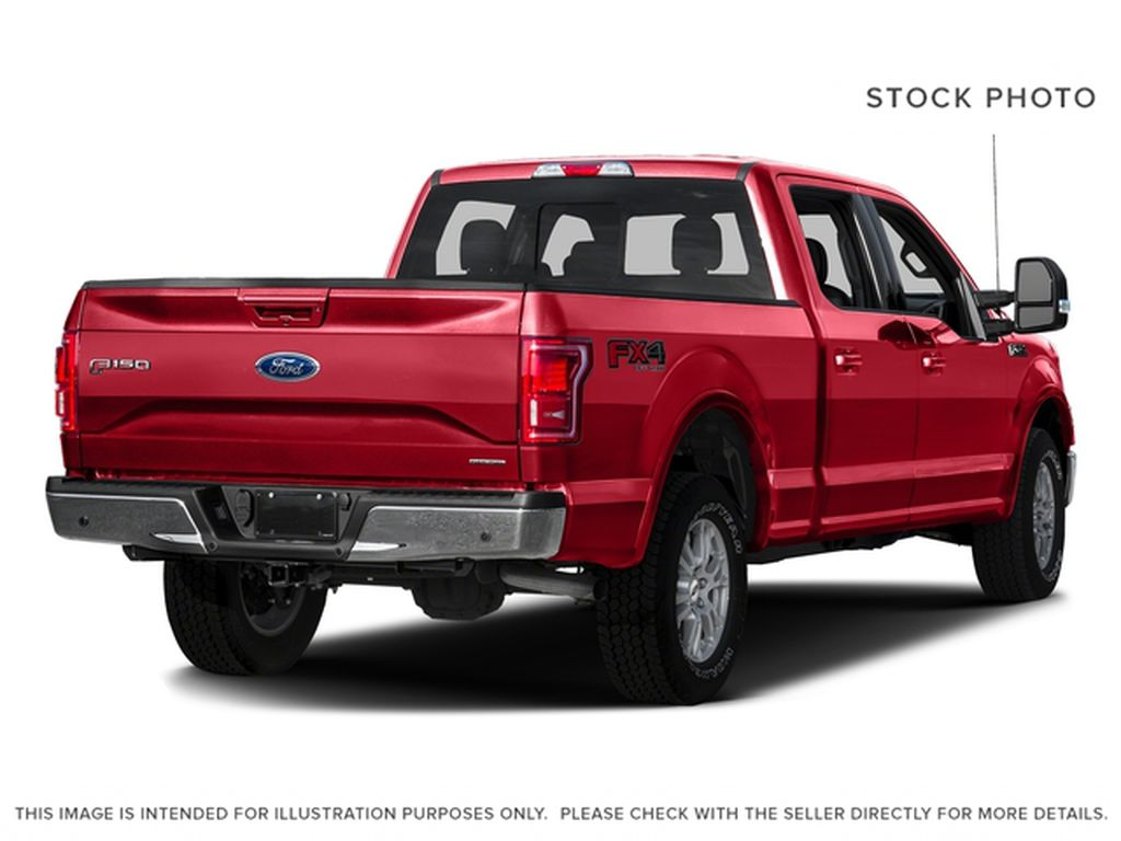Red[Race Red] 2016 Ford F-150 Right Rear Corner Photo in Fort Macleod AB