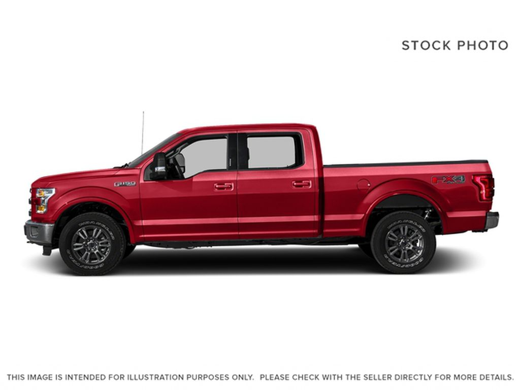 Red[Race Red] 2016 Ford F-150 Left Side Photo in Fort Macleod AB