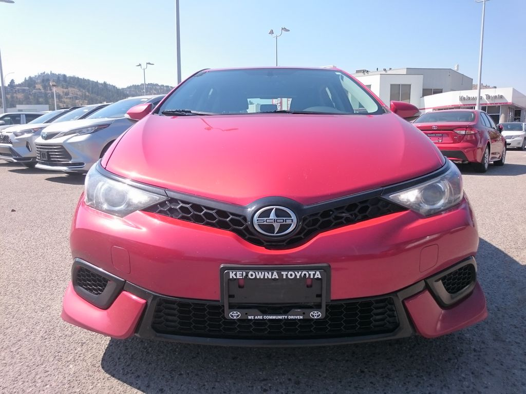 Red[Barcelona Red Metallic] 2016 Scion iM Front Vehicle Photo in Kelowna BC
