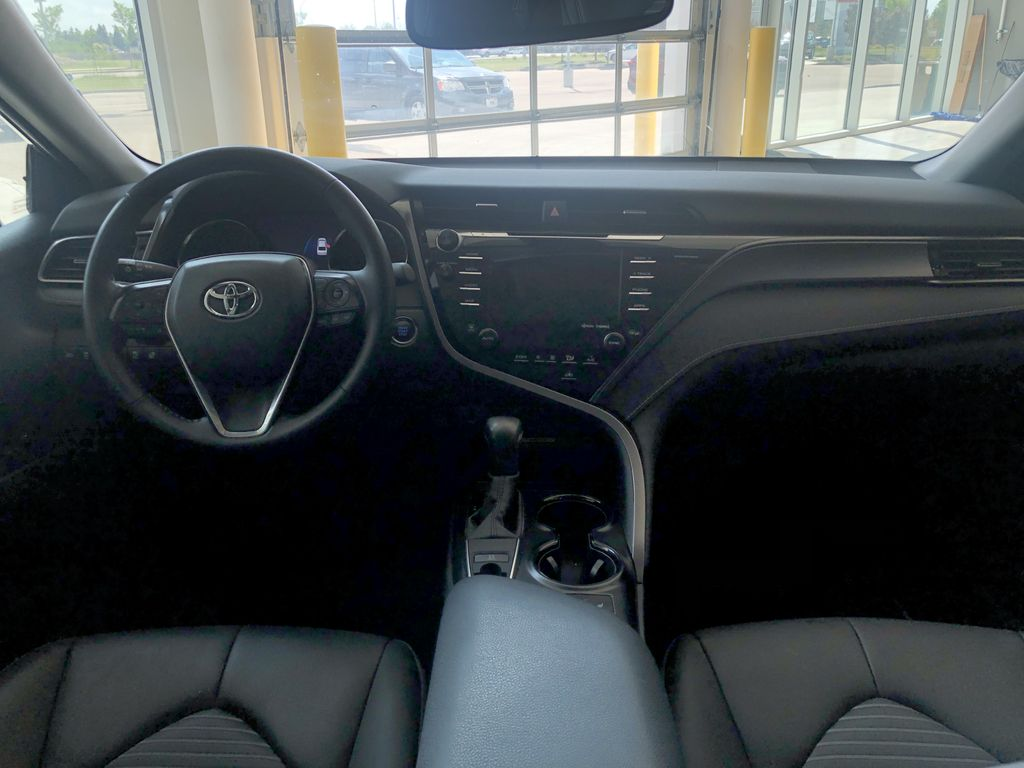 Gray 2020 Toyota Camry SE Third Row Seat or Additional  Photo in Edmonton AB