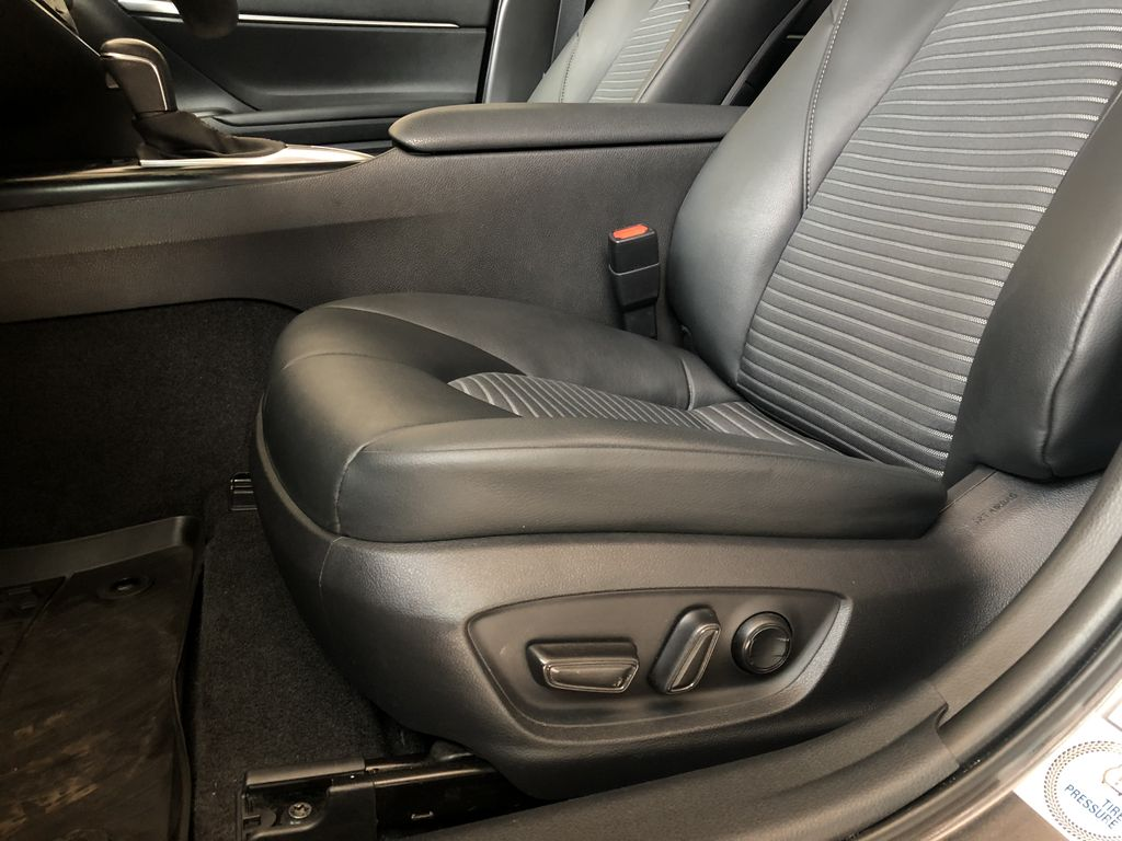 Gray 2020 Toyota Camry SE Right Side Front Seat  Photo in Edmonton AB