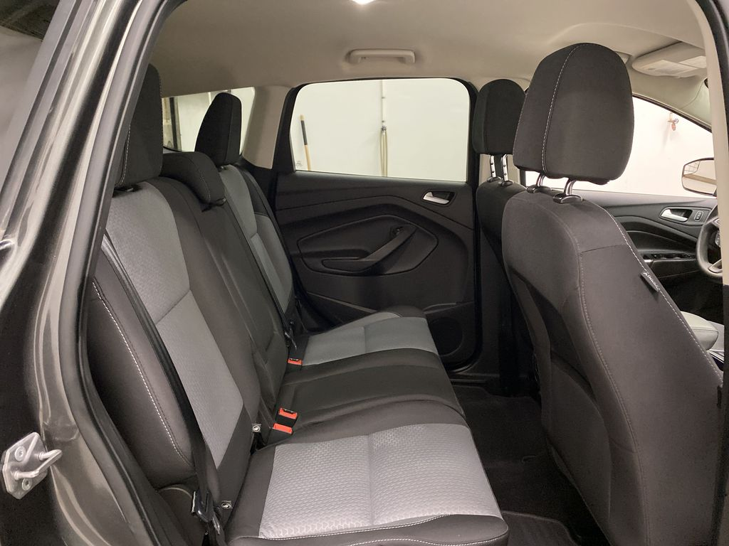 GRAY 2017 Ford Escape Right Side Rear Seat  Photo in Dartmouth NS