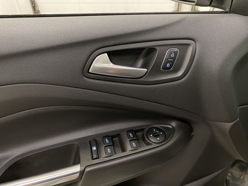 GRAY 2017 Ford Escape  Driver's Side Door Controls Photo in Dartmouth NS