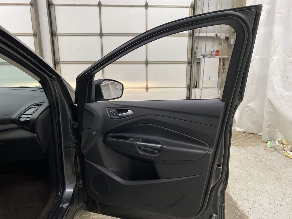 GRAY 2017 Ford Escape Right Front Interior Door Panel Photo in Dartmouth NS