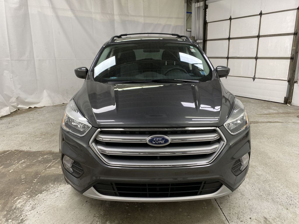 GRAY 2017 Ford Escape Front Vehicle Photo in Dartmouth NS