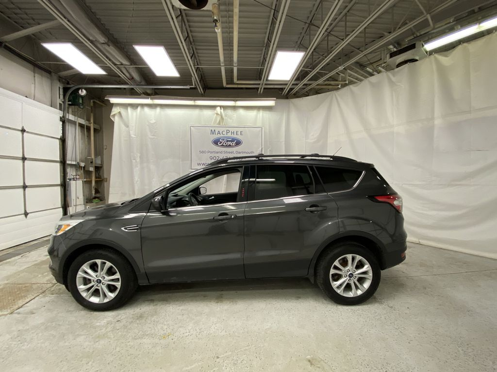 GRAY 2017 Ford Escape Left Side Photo in Dartmouth NS
