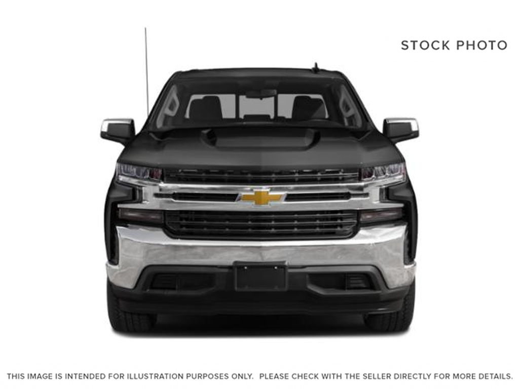 Satin Steel 2019 Chevrolet Silverado 1500 Front Vehicle Photo in Fort Macleod AB