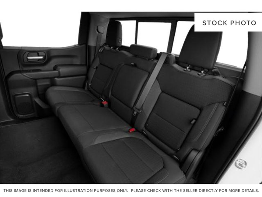 Red[Cajun Red Tintcoat] 2019 Chevrolet Silverado 1500 Left Side Rear Seat  Photo in Fort Macleod AB