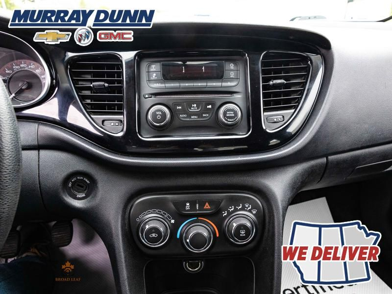 Red[Redline Pearl] 2013 Dodge Dart Central Dash Options Photo in Nipawin SK