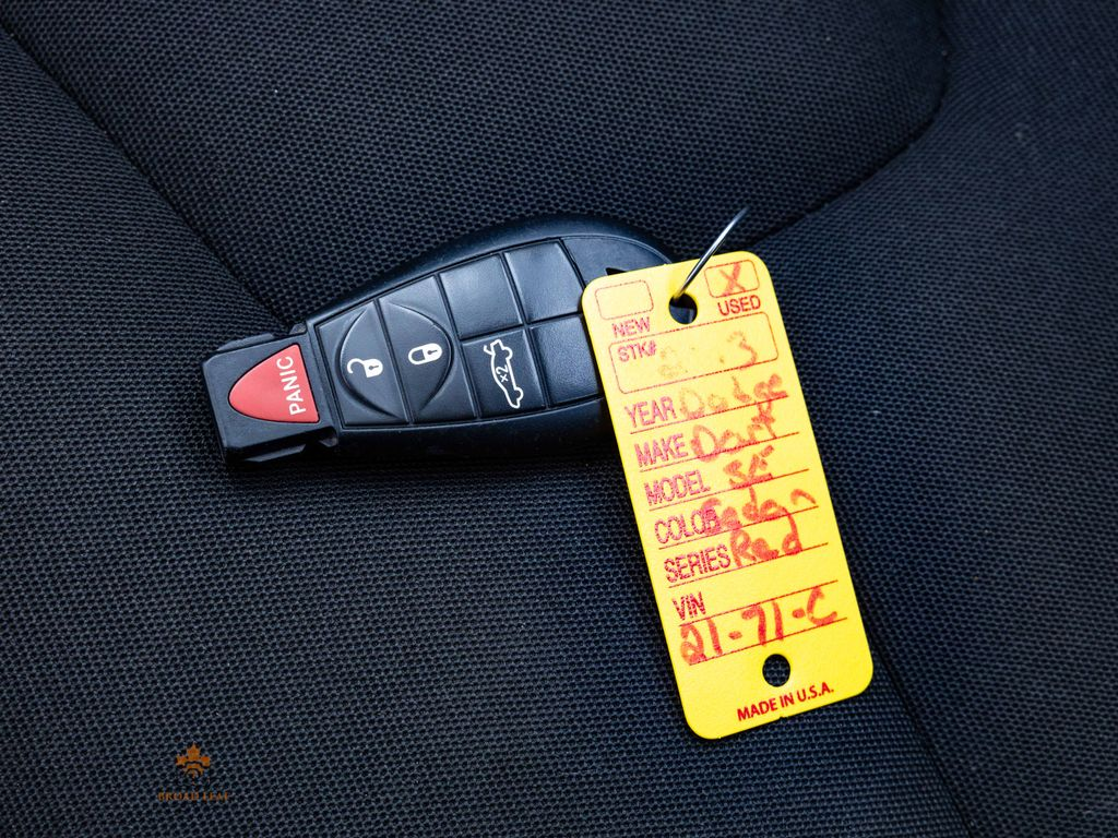 Red[Redline Pearl] 2013 Dodge Dart Key and Fob Photo in Nipawin SK