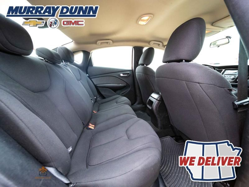 Red[Redline Pearl] 2013 Dodge Dart Right Rear Seat Photo in Nipawin SK