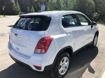 White[Summit White] 2020 Chevrolet Trax Right Rear Corner Photo in Canmore AB