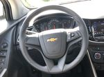 White[Summit White] 2020 Chevrolet Trax Strng Wheel: Frm Rear in Canmore AB