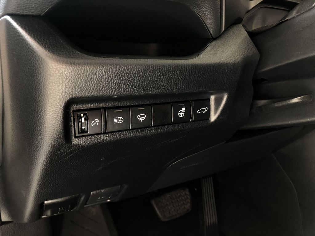 Silver 2020 Toyota RAV4 XLE Right Side Front Seat  Photo in Edmonton AB