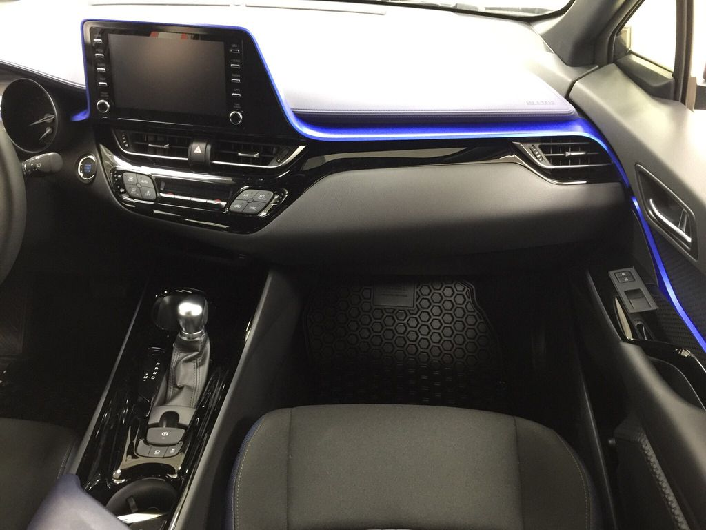 Gray[Magnetic Grey Metallic] 2021 Toyota C-HR XLE Premium Right Front Seat Photo in Sherwood Park AB