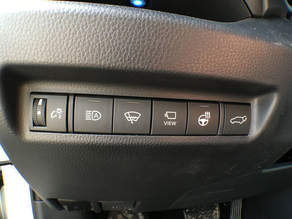 White[Blizzard Pearl] 2021 Toyota RAV4 AWD Limited Package D1RFVT AB Right Side Photo in Brampton ON