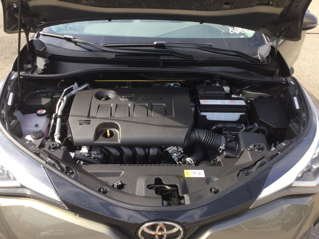 Brown[Bronze Oxide] 2021 Toyota C-HR Engine Compartment Photo in Brockville ON