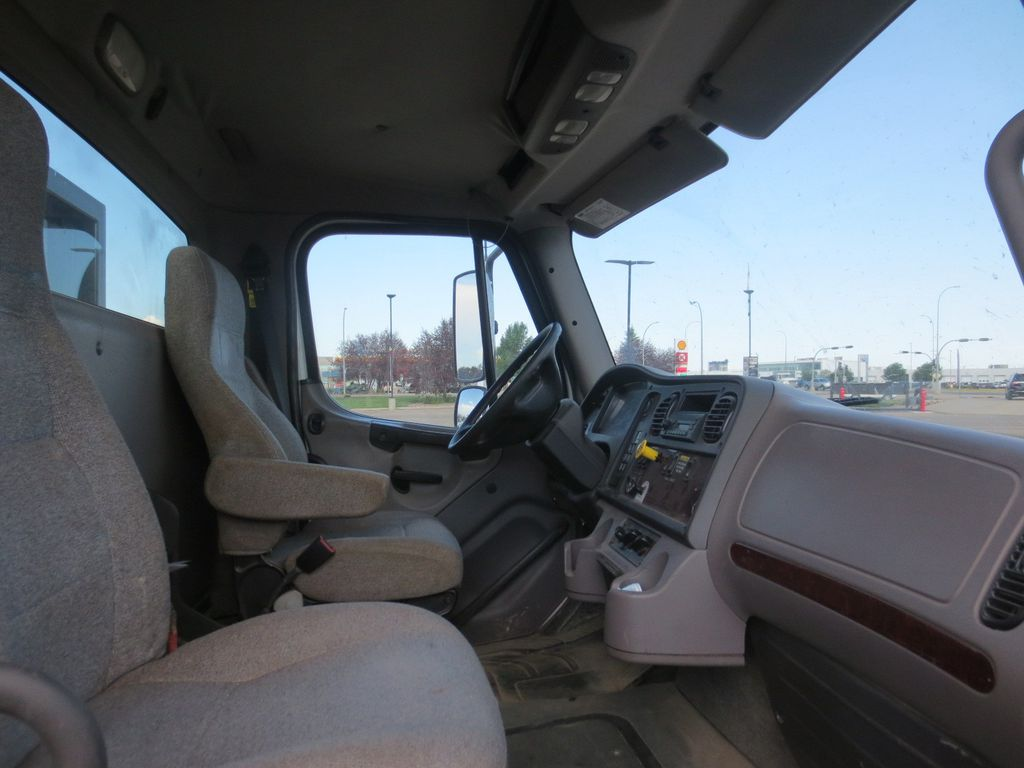 WHite 2008 Freightliner M2 106 Front Vehicle Photo in Lethbridge AB