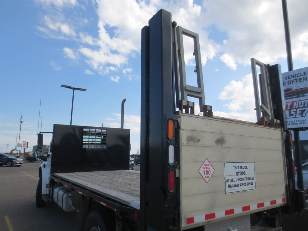 WHite 2008 Freightliner M2 106 Driver's Side Door Controls Photo in Lethbridge AB