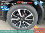 Black[Magnetic Black Metallic] 2017 Nissan Rogue SL Platinum AWD - Pano Roof, Leather, NAV Left Front Rim and Tire Photo in Winnipeg MB