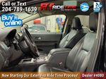 2010 Ford Edge Left Front Interior Photo in Winnipeg MB