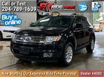 2010 Ford Edge Primary Photo in Winnipeg MB