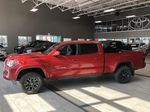 Red 2020 Toyota Tacoma 4WD Double Cab SR5 Left Side Photo in Edmonton AB