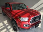 Red 2020 Toyota Tacoma 4WD Double Cab SR5 Left Front Interior Photo in Edmonton AB