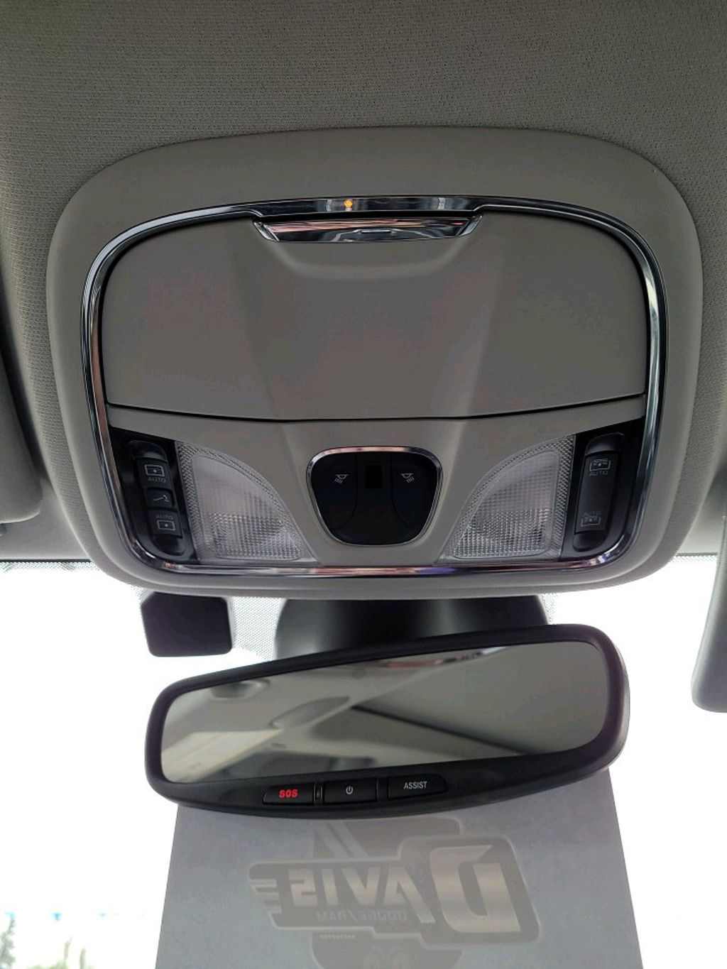 Blue 2019 Jeep Cherokee Center Console Photo in Fort Macleod AB