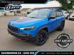 Blue 2019 Jeep Cherokee Primary Photo in Fort Macleod AB
