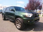 Green[Spruce Mica] 2013 Toyota Tacoma Right Front Corner Photo in Kelowna BC