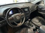 Black 2019 Jeep Cherokee Limited Left Driver Controlled Options Photo in Edmonton AB