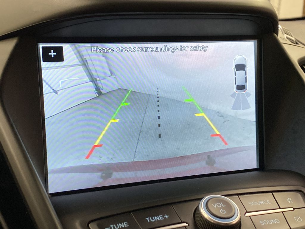 Red[Ruby Red Metallic Tinted Clearcoat] 2019 Ford Escape Backup Camera Closeup Photo in Dartmouth NS