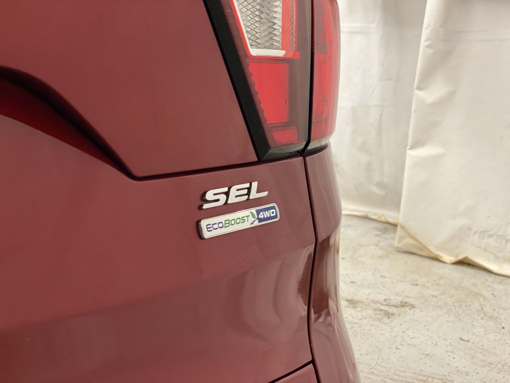 Red[Ruby Red Metallic Tinted Clearcoat] 2019 Ford Escape Trim Specific Photo in Dartmouth NS
