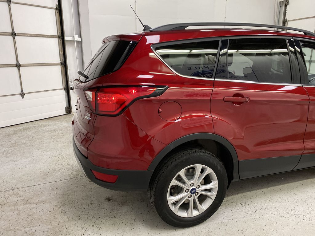 Red[Ruby Red Metallic Tinted Clearcoat] 2019 Ford Escape Right Rear Corner Photo in Dartmouth NS