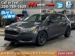 Gray[Magnetic Metallic] 2015 Ford Focus SE Hatchback - Auto, Backup Camera, Heated Seats Primary Photo in Winnipeg MB