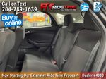 Gray[Magnetic Metallic] 2015 Ford Focus SE Hatchback - Auto, Backup Camera, Heated Seats Left Side Rear Seat  Photo in Winnipeg MB