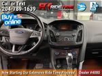 Gray[Magnetic Metallic] 2015 Ford Focus SE Hatchback - Auto, Backup Camera, Heated Seats Central Dash Options Photo in Winnipeg MB
