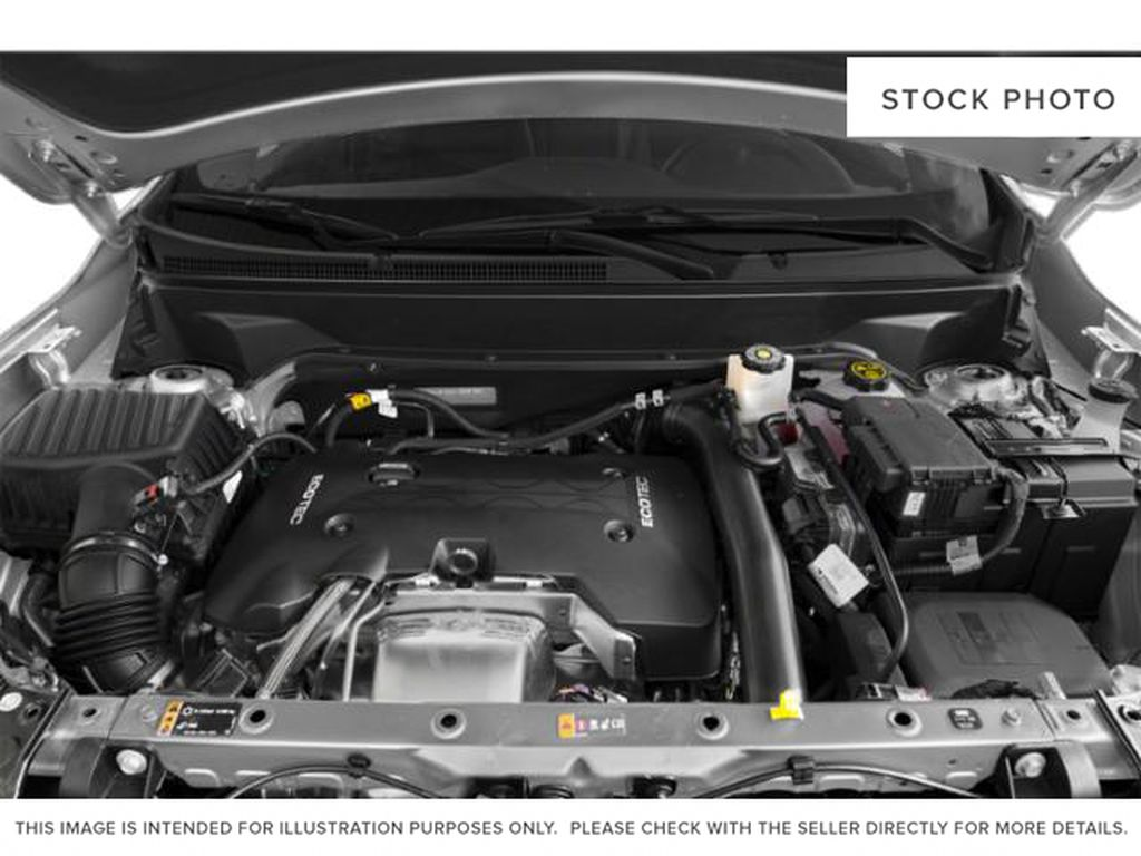 Other 2020 GMC Terrain Engine Compartment Photo in Brandon MB