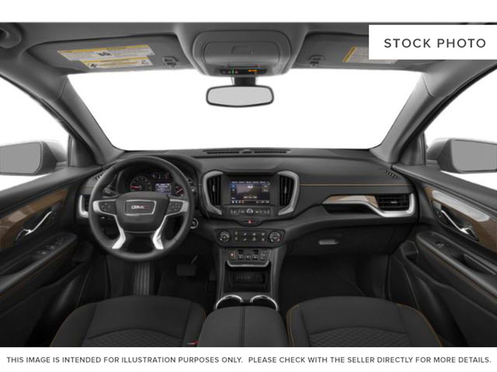 Other 2020 GMC Terrain Steering Wheel and Dash Photo in Brandon MB