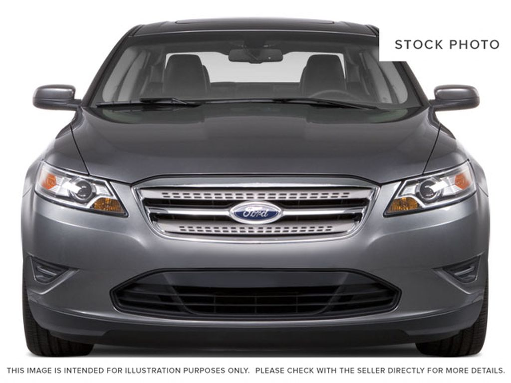 2010 Ford Taurus Front Vehicle Photo in Brandon MB