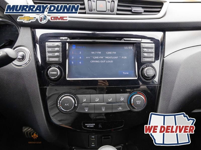2014 Nissan Rogue Central Dash Options Photo in Nipawin SK