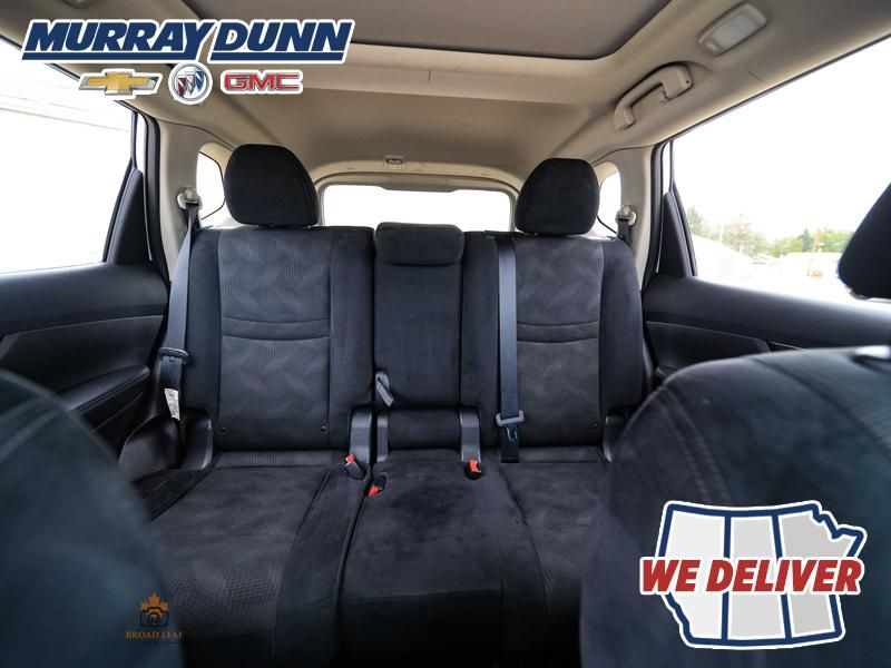 2014 Nissan Rogue Rear Seat Centered in Nipawin SK