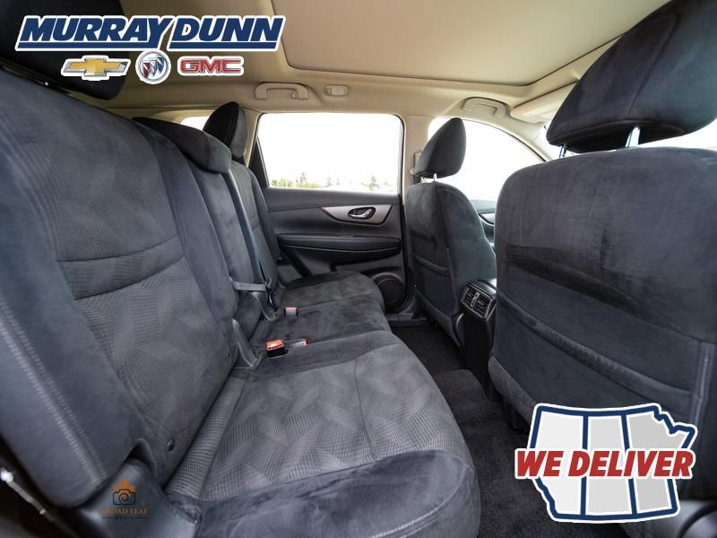 2014 Nissan Rogue Right Rear Seat Photo in Nipawin SK